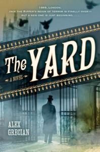 The Yard by Alex Grecian