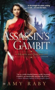 Assassin's Gambit by Amy Raby