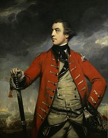 John Burgoyne by Reynolds