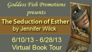 VBT The Seduction of Esther Banner