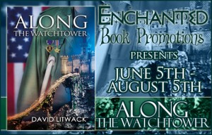 Along the Watchtower banner