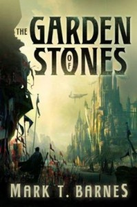 Garden of Stones by Mark Barnes