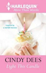 light this candle by Cindy Dees