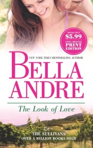 look of love by bella andre
