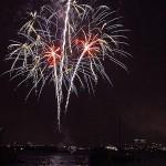 Fireworks Over San Diego July 4