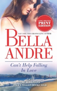 can't help fallin in love by bella andre