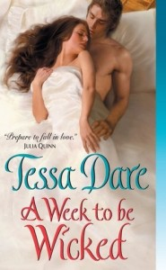 Week to be Wicked by Tessa Dare