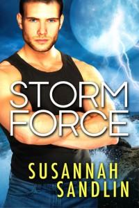 Storm Force by Susannah Sandlin