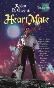 Heart Mate by Robin D. Owens original cover