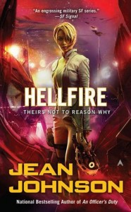 Hellfire by Jean Johnson