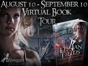 Elysian Fields Blog Tour