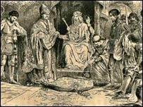 Glyndwr Coronation from Wikipedia