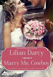 Marry Me Cowboy by Lilian Darcy