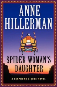 Spider Women's Daughter by Anne Hillerman