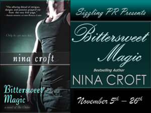 Bittersweet Magic - Nina Croft - Banner