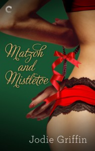 Matzoh and Mistletoe by Jodie Griffin
