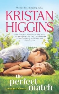 perfect match by kristan higgins