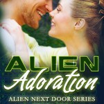 Alien Adoration by Jessica E. Subject
