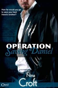 Operational Saving Daniel by Nina Croft