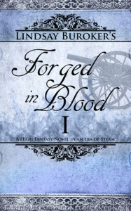 forged in blood 1 by Lindsay Buroker