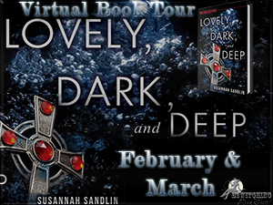 Lovely Dark and Deep  Button 300 x 225