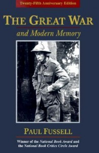 great war and modern memory by paul fussell