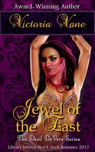 jewel of the east by victoria vane