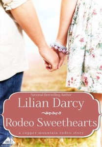 rodeo sweethearts by lilian darcy