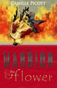 warrior and the flower by camille picott
