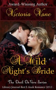 wild nights bride by victoria vane