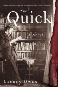 quick by lauren owen