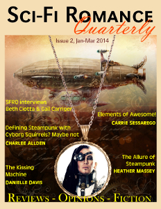 sci fi romance quarterly issue 2