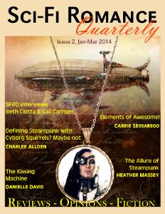 sci fi romance quarterly issue 2
