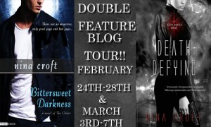 Nina Croft Double Feature Banner