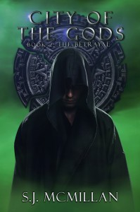 city of the gods the descendant by sj mcmillan