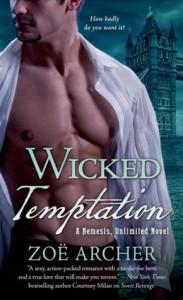 wicked temptation by zoe archer