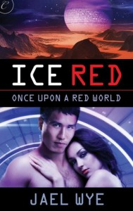 ice red by jael wye