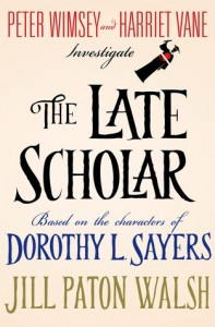 late scholar by jill paton walsh