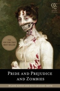 pride and prejudice and zombies by seth grahame smith