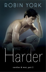 harder by robin york