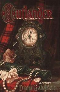 outlander by diana gabaldon original cover