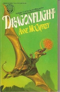 Dragonflight by Ann McAffrey