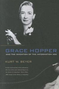 Grace Hopper by Kurt W. Beyer