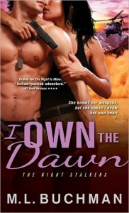 i own the dawn by ml buchman