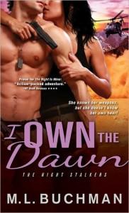 i own the dawn by ml buchman