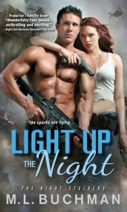 light up the night by ml buchman