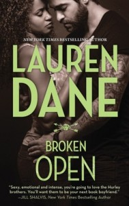 broken open by lauren dane