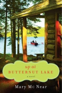 up at butternut lake by mary mcnear