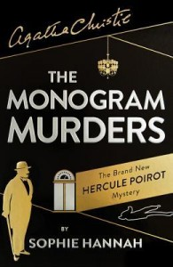 monogram murders by sophie hannah international ed