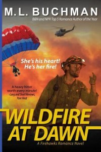 wildfire at dawn by ml buchman